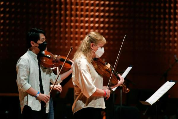 Picture for New York Philharmonic Marks 'Homecoming' After Pandemic Cancellations