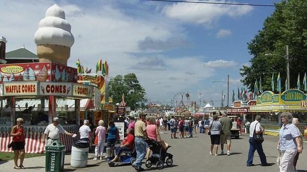 Cover for Missouri Is Eyeing State Fairgrounds Expansion