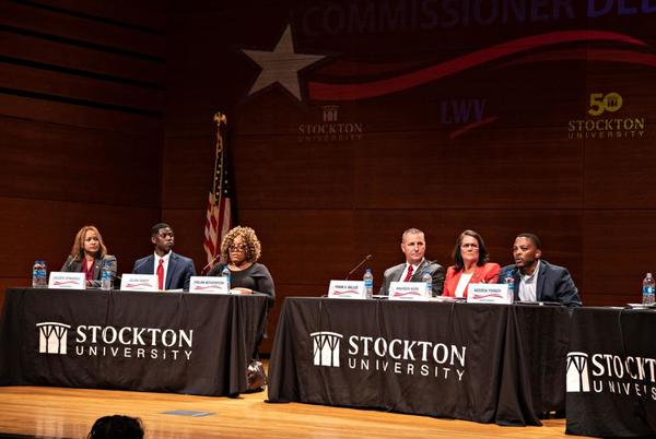 Picture for Experience vs. new ideas at Atlantic County commissioners debate