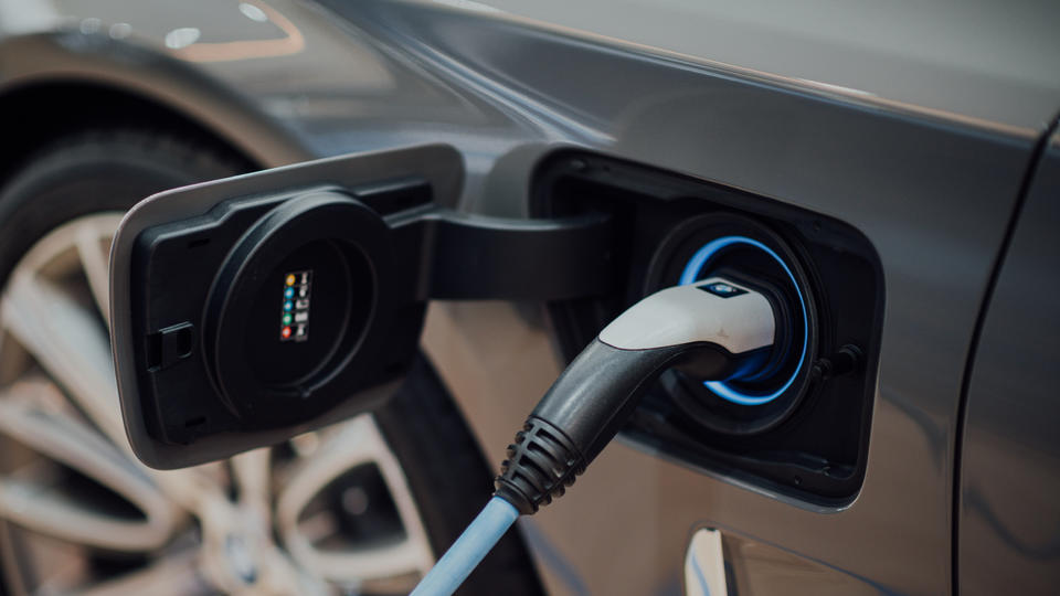 Picture for TDEC partners with Rivan will install EV charging station at Tennessee State Parks