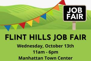 Picture for Flint Hills Job Fair will be held Oct. 13