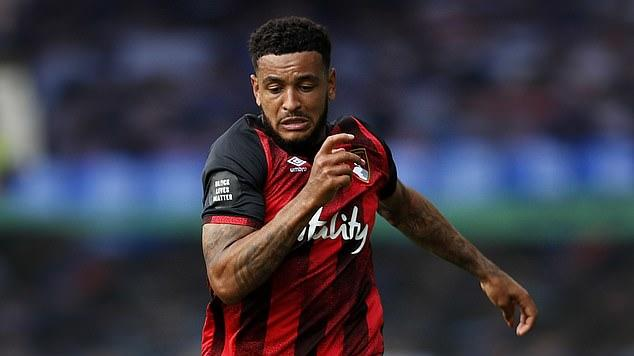 Picture for Sam Allardyce eyes cut-price deal for out-of-favour Bournemouth striker Josh King as he looks add firepower to his struggling West Brom squad after injury to forward Karlan Grant