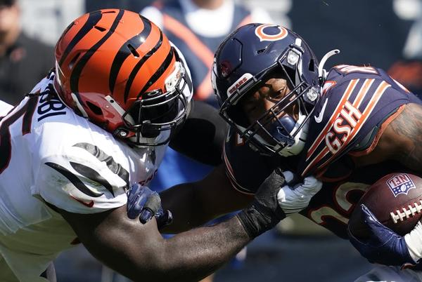 Picture for Matchup Of The Game: Hot Bengals Defensive Line Digs In Against New Steelers O-Line