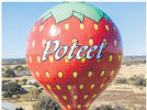 Picture for Poteet: Small-town life suits residents of Strawberry Capital of Texas
