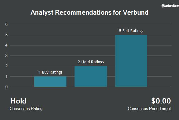 """Picture for Verbund (OTCMKTS:OEZVY) Cut to """"Equal Weight"""" at Barclays"""