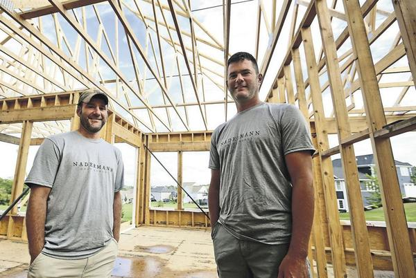 Picture for Local brothers build family business in local construction industry
