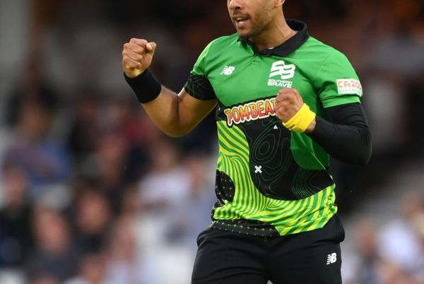 Picture for England T20 World Cup squad 2021: English cricket team for tournament - Tymal Mills and Tom Curran in
