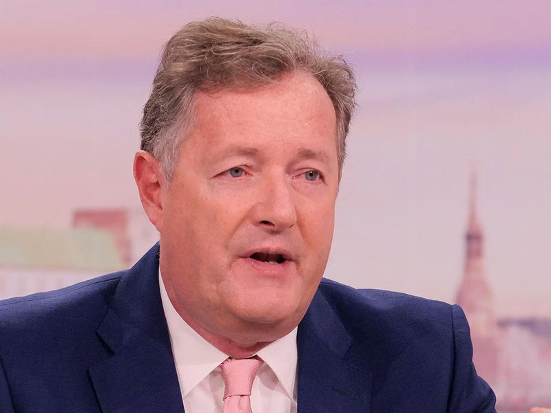Piers Morgan Pays Emotional Tribute To Britain S Got Talent Star After Sad Death News Break