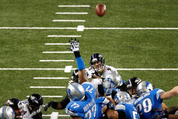 Picture for Eight Years Ago, Justin Tucker Became a Legend in Detroit