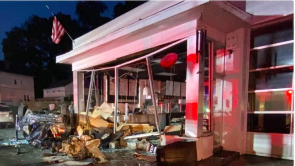 Picture for Car Crashes Into Newly-Opened Deli In Westchester