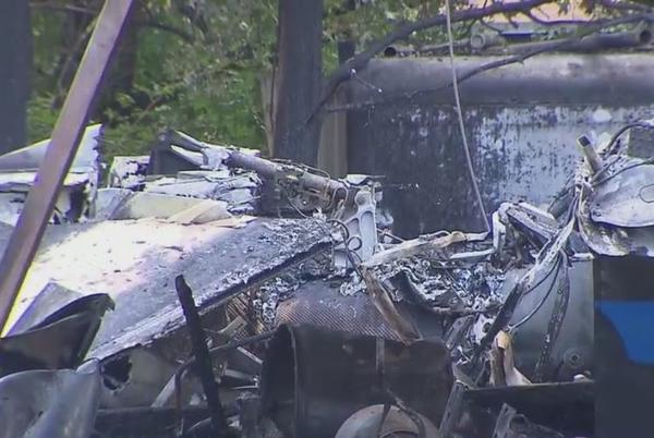 Picture for 1 Pilot In North Texas Military Jet Crash Released, 1 Remains Hospitalized