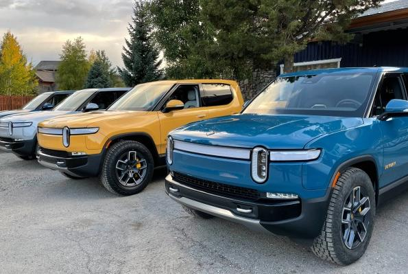 Picture for Rivian's IPO filing is now public