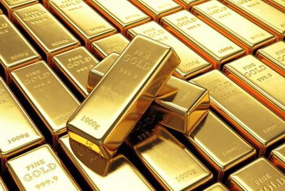 Picture for Gold holds above $1,800 mark on inflation worries