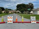 Picture for Street in The Villages shut down as pumps work to prevent possible flooding