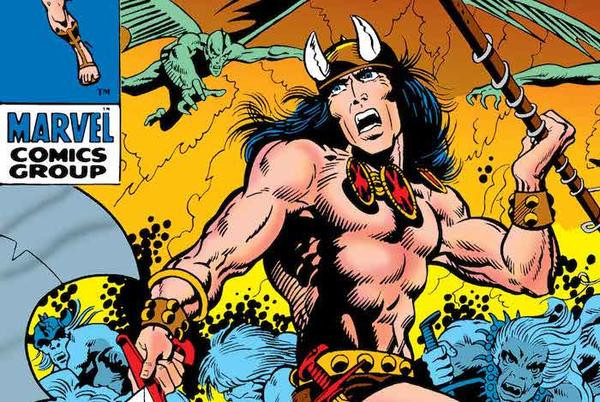 Picture for Marvel's Classic CONAN THE BARBARIAN #1 to Get Facsimile Edition
