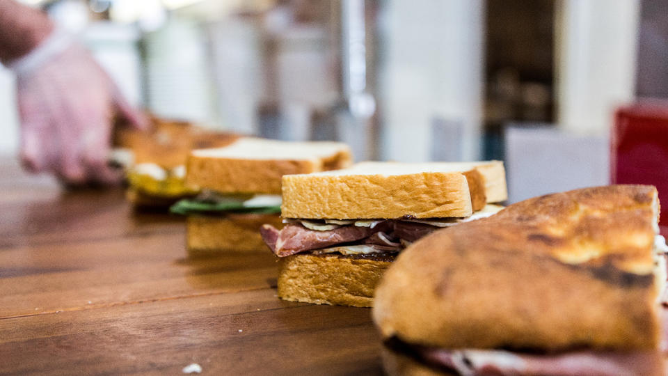 Picture for Incredible Sandwiches At Langer's Delicatessen