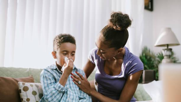 Cover for Parents should start preparing for flu season now