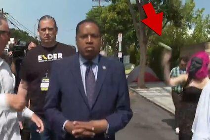Picture for Larry Elder Assaulted in Venice