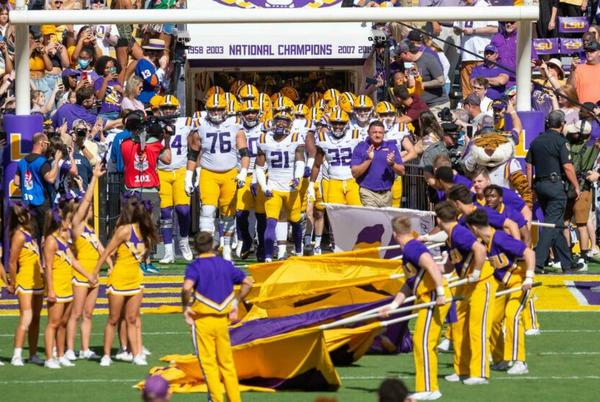 Picture for The coach that could be obvious choice for LSU Football by late November