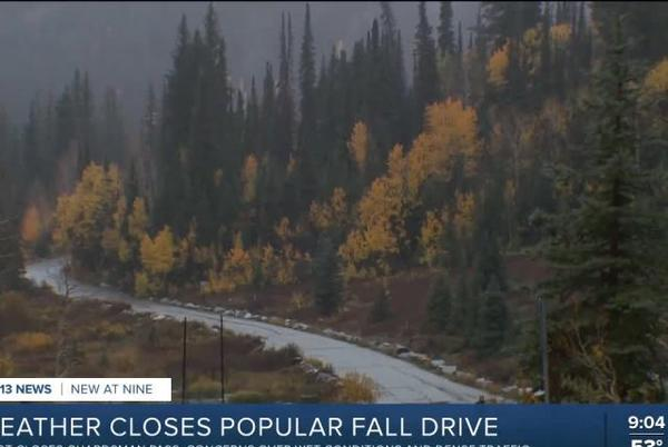 Picture for Guardsman Pass closes to keep fall color drivers safe this weekend