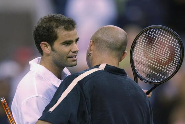 Picture for US Open Flashback: Pete Sampras edges Andre Agassi after epic encounter