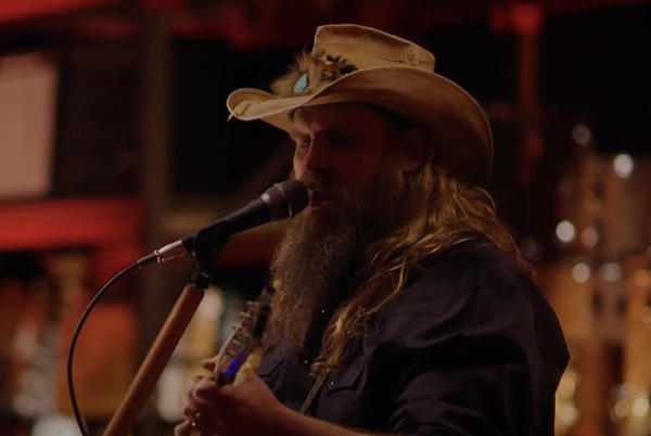 Picture for See Chris Stapleton Perform 'Starting Over' Songs on 'CBS This Morning'