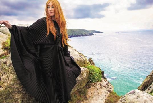 Picture for Tori Amos records Cornwall lockdown album Ocean to Ocean: 'Bats are welcome visitors at my farm'