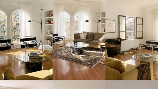 One Living Room 6 Ways All With The Same Furniture News Break