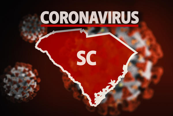 Picture for South Carolina passes 50% vaccination rate, 10K COVID deaths