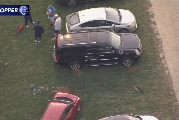 Picture for Police: Auto-pedestrian accident leaves 3 injured outside football stadium in Wilmington, Delaware