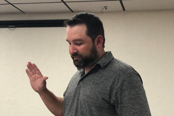 Picture for Carr appointed to vacant school board seat