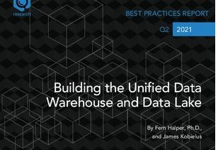 Picture for Best practices for your unified data warehouse and lake initiatives