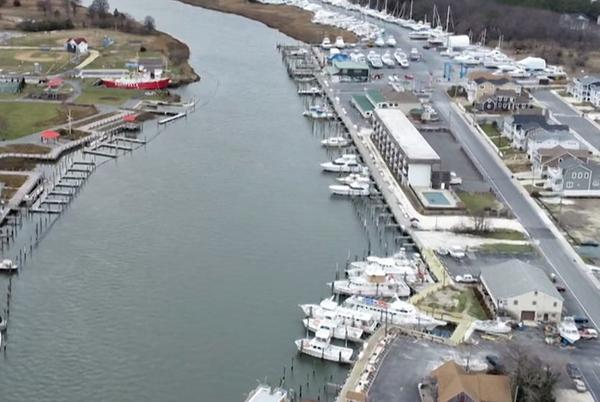 Picture for Coastal Towns Asking for Lewes-Rehoboth Canal to be Dredged