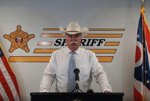 Picture for Ohio sheriff: 'I will not enforce vaccine mandates'