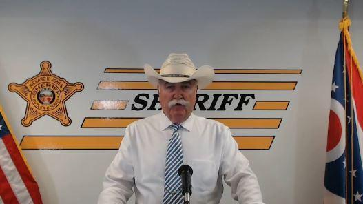 Cover for Ohio sheriff: 'I will not enforce vaccine mandates'