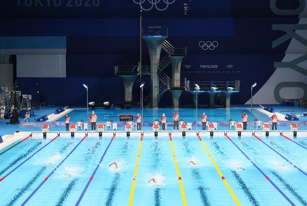 Picture for Olympics swimming schedule: Day-by-day TV coverage to watch every event at 2021 Tokyo Games