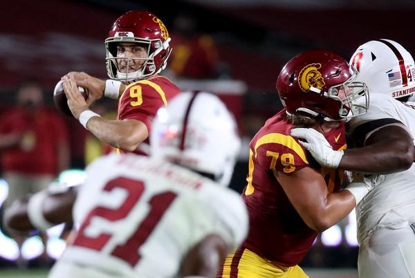 Picture for USC vs. Oregon State: College football betting picks, odds and analysis