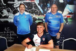 Picture for Raith Rovers make 'statement' signing after landing ex-Aberdeen midfielder