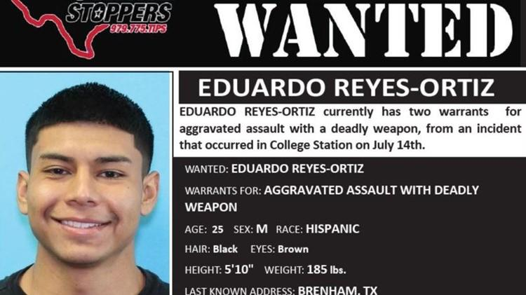 Picture for Police searching for Brenham man wanted in road rage shooting