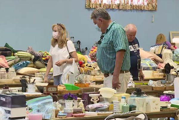 Picture for Church hosts flea market fundraiser in Lackawanna County