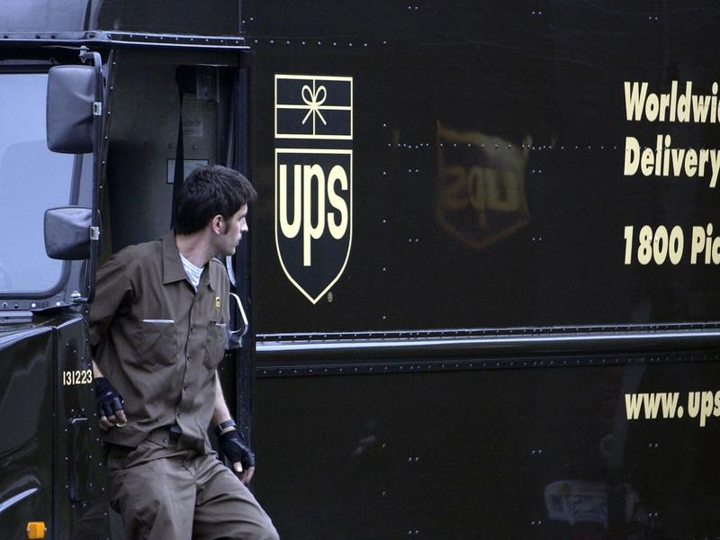 UPS stock suffers worst day in nearly 6 years after a big ...