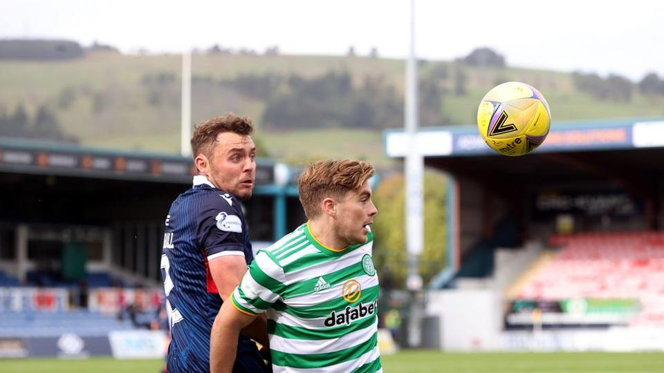 Picture for Ross County pair Tom Grivosti and Connor Randall ruled out for season