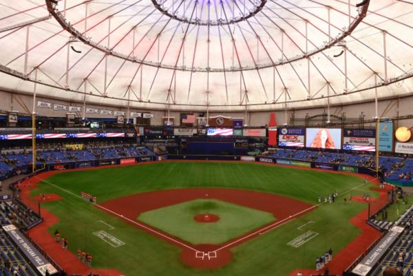 Picture for Rays still pursuing two-city plan with Montreal, will promote idea at Tropicana Field during MLB playoffs