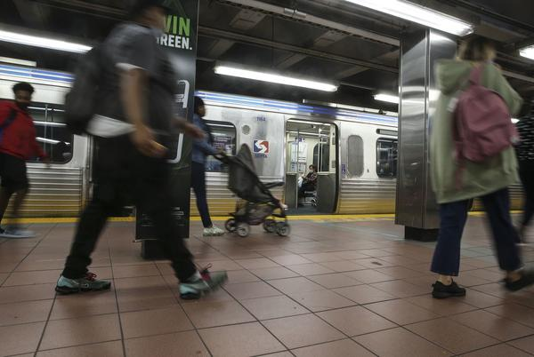 Picture for No passengers intervene as woman raped on Philadelphia train: 'Somebody should have done something'