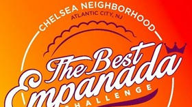 Cover for Vote for Best Empanada in Atlantic City's Chelsea Neighborhood During Month of September