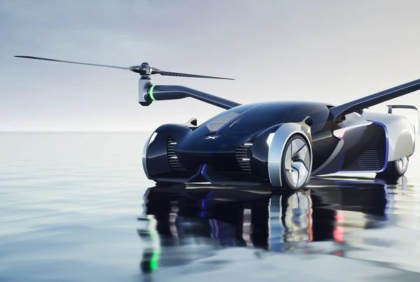 Picture for XPeng 1024 Tech Day recap: New ADAS, 800V fast charging, robo-pets, and a 2024 flying car