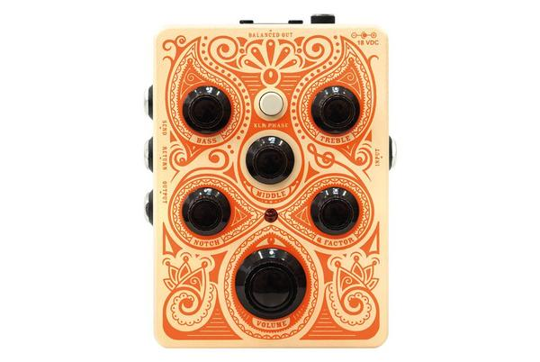 Picture for Orange Acoustic Pedal Review