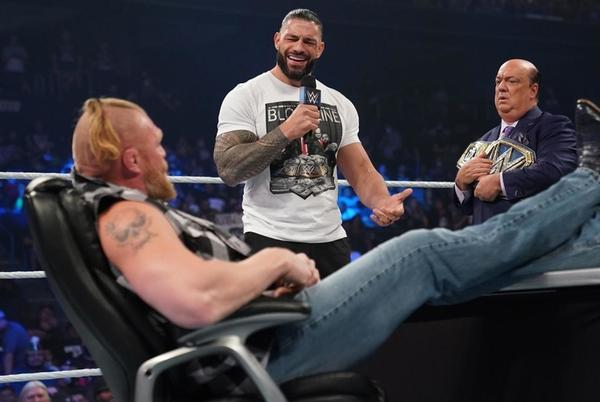 Picture for Paul Heyman: Roman Reigns Is Brock Lesnar's All-Time Top Rival In WWE