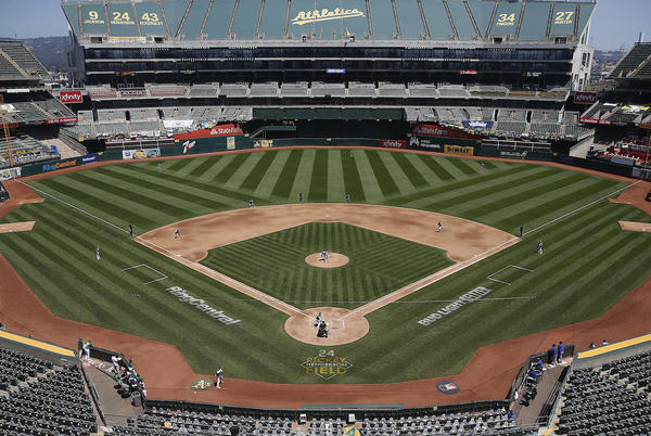 Picture for Mount Davis Is An Insult And MLB Is Too Stupid To Realize Or Too Greedy To Care