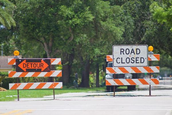 Picture for Utica Road crossover permanently CLOSED, with next phase of Gratiot Ave. rebuild underway — What to know